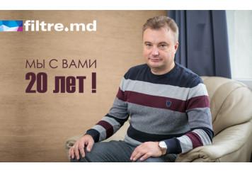 INTERVIUL CU DMITRII GALUPA - FONDATORUL COMPANIEI FILTRE.MD